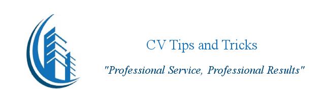 CV Tips and Tricks - Professional CV Writing Service in Sligo